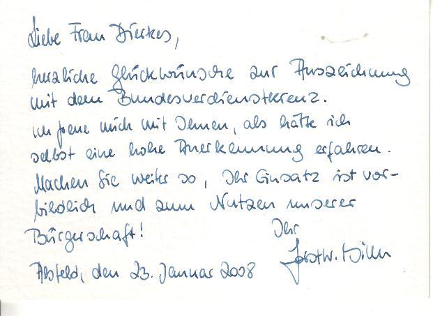 bundesverdienstkreuz - m.e.l.i.n.a inzestkinder/menschen aus